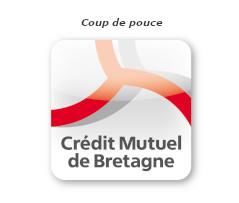Coup de pouce Crédit Mutuel de Bretagne